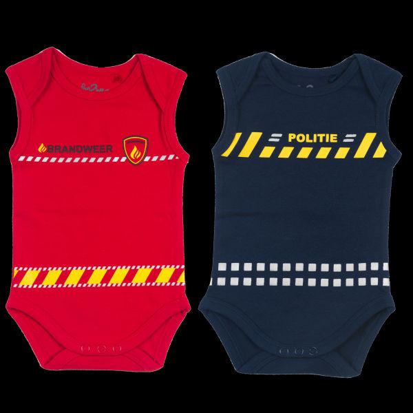 Baby Rompertje politie