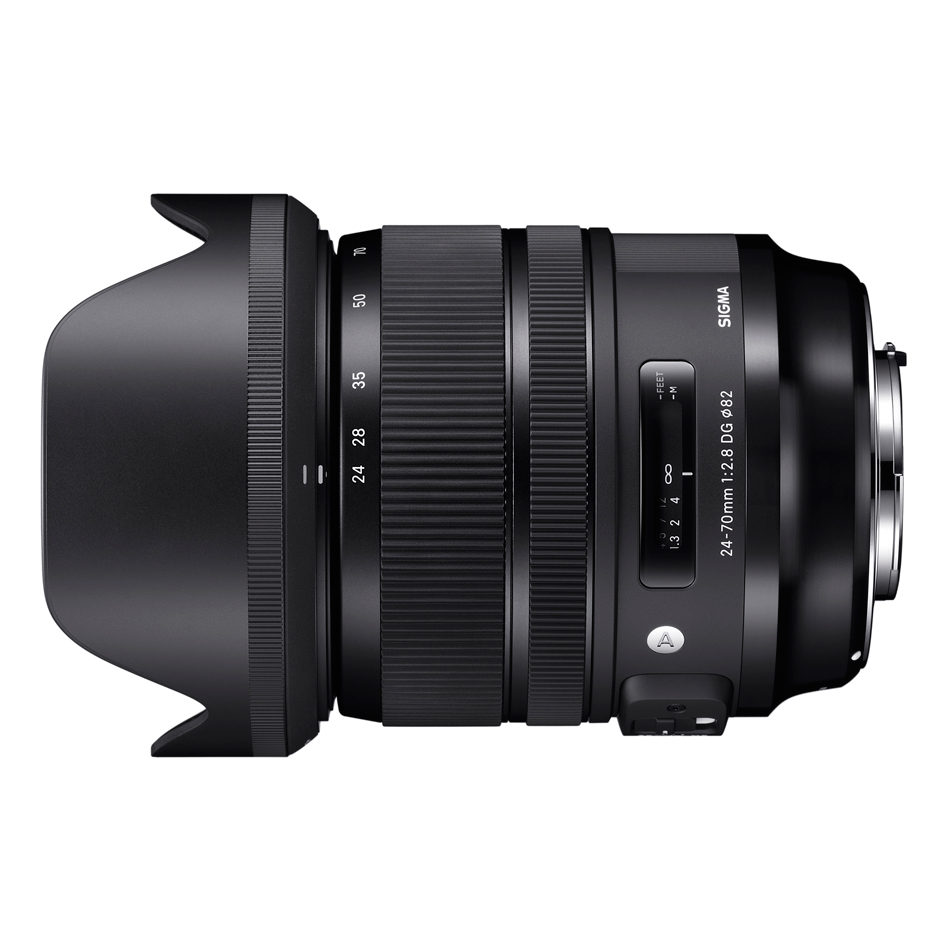 SIGMA 24-70mm F2.8 DG OS HSM Art. Canon