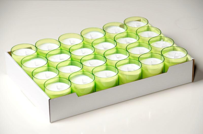 C4U lights groen<br />doos 96 stuks