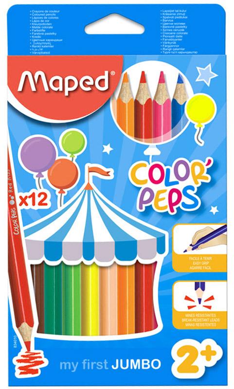 Maped 12 kleurpotloden