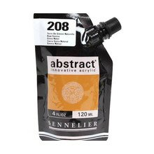 Sennelier Abstract Acrylverf Raw Sienna 120 ml
