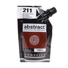Sennelier Abstract Acrylverf Burnt Sienna 120 ml