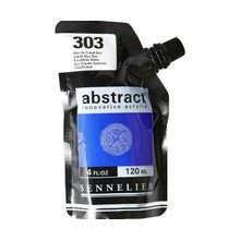 Sennelier Abstract Acrylverf Cobalt Blue Hue 120 ml