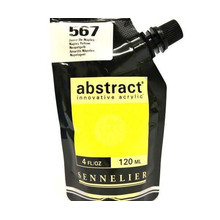 Sennelier Abstract Acrylverf Naples Yellow 120 ml