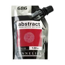 Sennelier Abstract Acrylverf Primary Red 120 ml