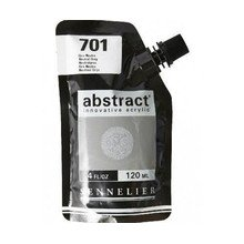 Sennelier Abstract Acrylverf Neutral Grey 120 ml
