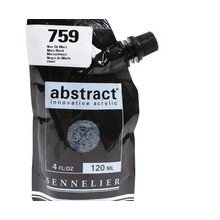 Sennelier Abstract Acrylverf Mars Black 120 ml