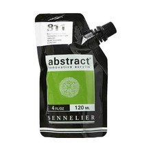 Sennelier Abstract Acrylverf Permanent Green Light 120 ml