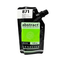 Sennelier Abstract Acrylverf Bright Yellow Green 120 ml