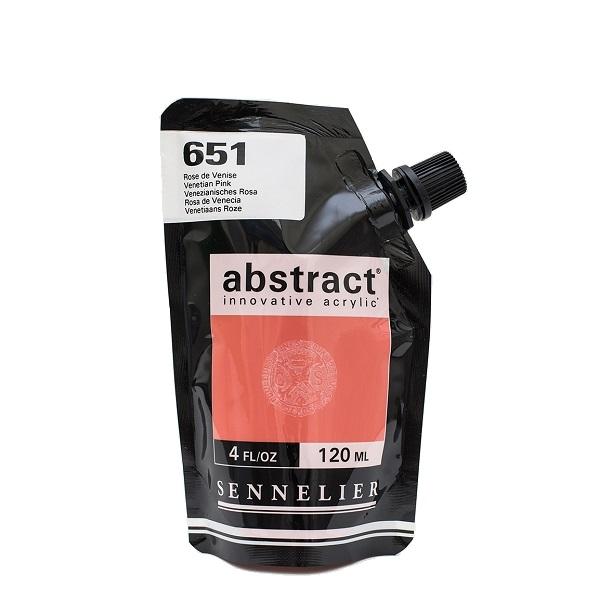 Sennelier Abstract Acrylverf Venetian Pink 120 ml