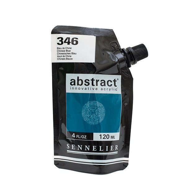 Sennelier Abstract Acrylverf Chinese Blue 120 ml