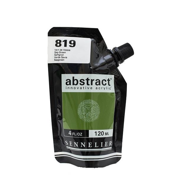 Sennelier Abstract Acrylverf Caput Mortuum 120 ml