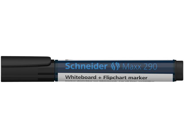 SCHNEIDER BOARDMARKER MAXX 290 2-3MM ZWART