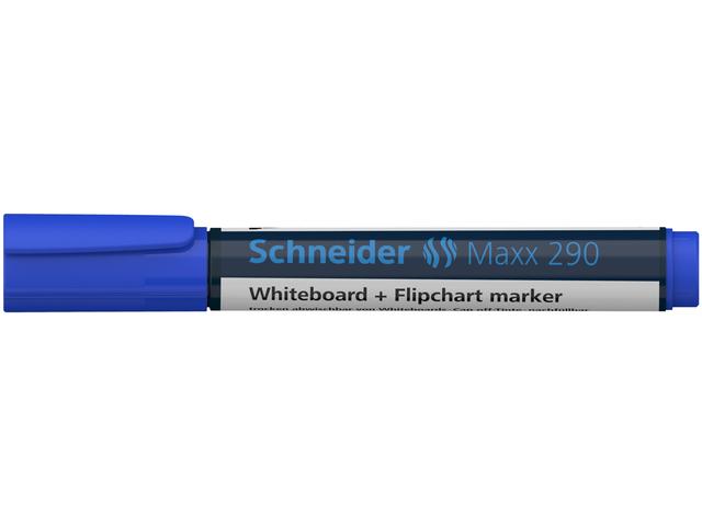 SCHNEIDER BOARDMARKER MAXX 290 2-3MM BLAUW
