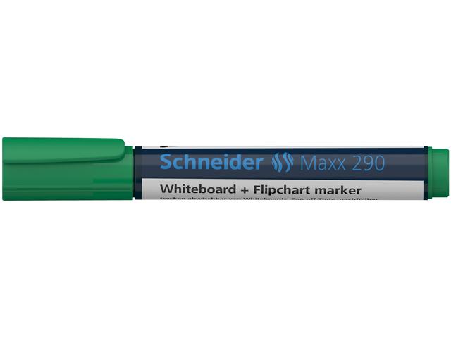 SCHNEIDER BOARDMARKER MAXX 290 2-3MM GROEN