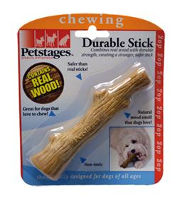PETSTAGES DOGWOOD STICK S BRUIN