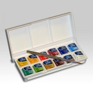 Winsor & Newton Sketchers' Pocket Box 12 Kleuren