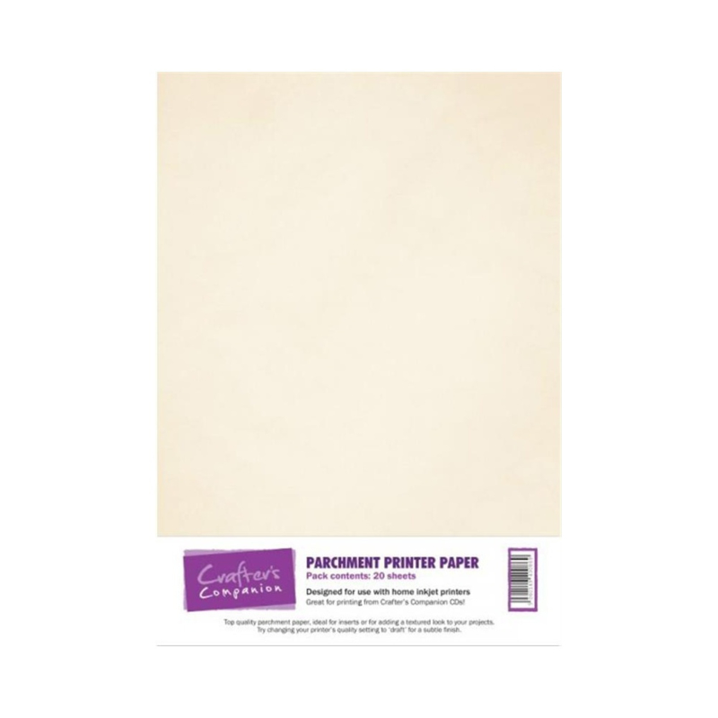 Parchment Printer Paper A4