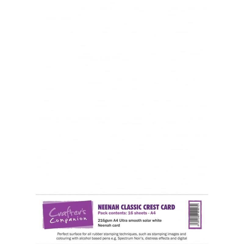 Neenah Classic Crest Card A4