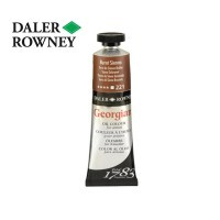 Daler Rowney Georian Oil Burnt Sienna 38 ml