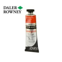 Daler Rowney Georian Oil Cadmium Red 38 ml