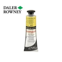 Daler Rowney Georian Oil Cadmium Yellow Pale Hue 38 ml