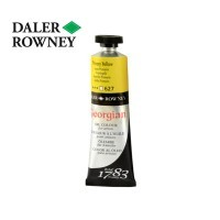 Daler Rowney Georian Oil Primary Yellow 38 ml