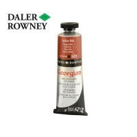 Daler Rowney Georian Oil Indian Red 38 ml