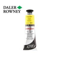 Daler Rowney Georian Oil Lemon Yellow 38 ml