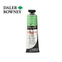 Daler Rowney Georian Oil Permanent Green Light 38 ml