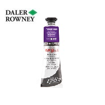 Daler Rowney Georian Oil Permanent Mauve 38 ml