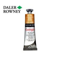 Daler Rowney Georian Oil Raw Sienna 38 ml