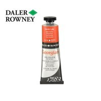 Daler Rowney Georian Oil Scarlet Lake 38 ml