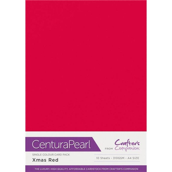 Centura Pearl Xmas Red