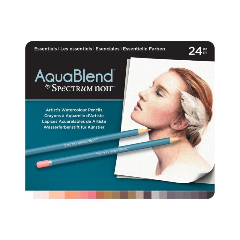 AquaBlend Potloden a 24 stuks - Essentials