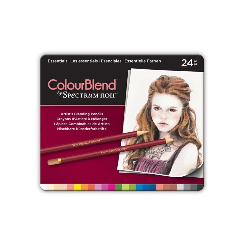 Colourblend Potloden a 24 stuks - Essentials