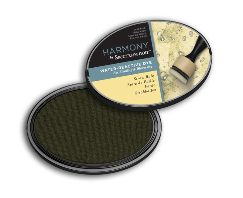 Inktkussen ? Harmony Water Reactive ? Straw Bale