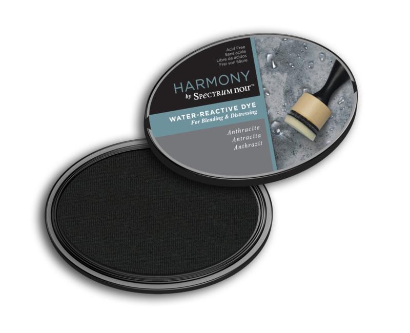 Inktkussen ? Harmony Water Reactive ? Anthracite