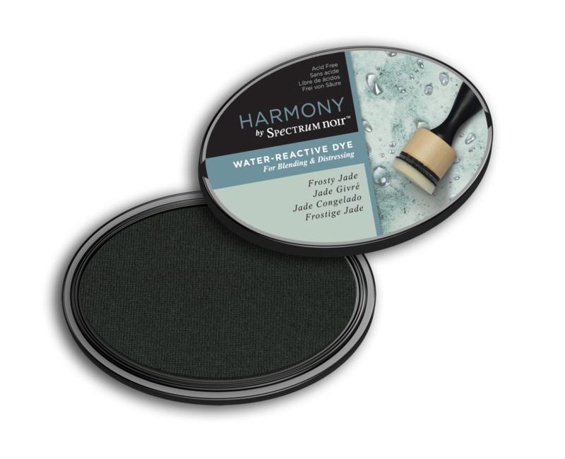 Inktkussen ? Harmony Water Reactive ? Frosty Jade