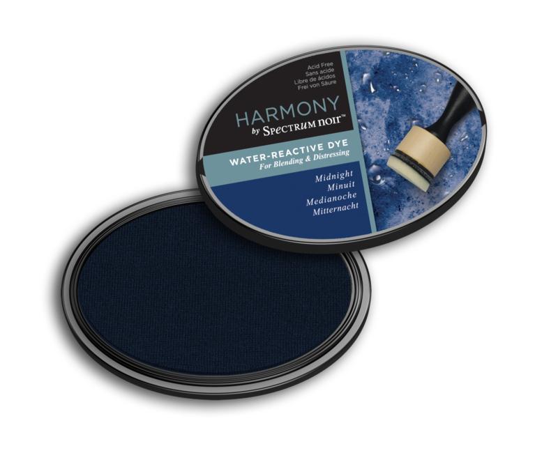 Inktkussen ? Harmony Water Reactive ? Midnight