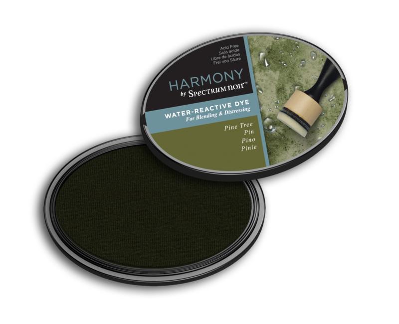 Inktkussen ? Harmony Water Reactive ? Pine Tree
