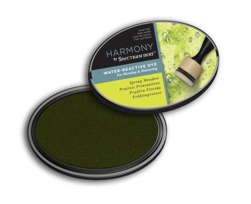 Inktkussen ? Harmony Water Reactive ? Spring Meadow