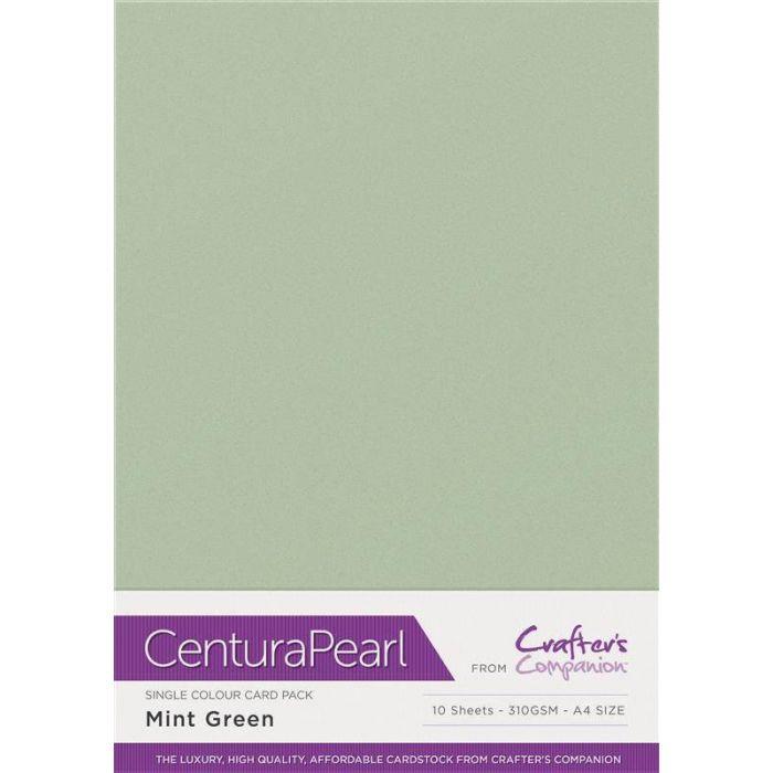 Centura Pearl Mint Green