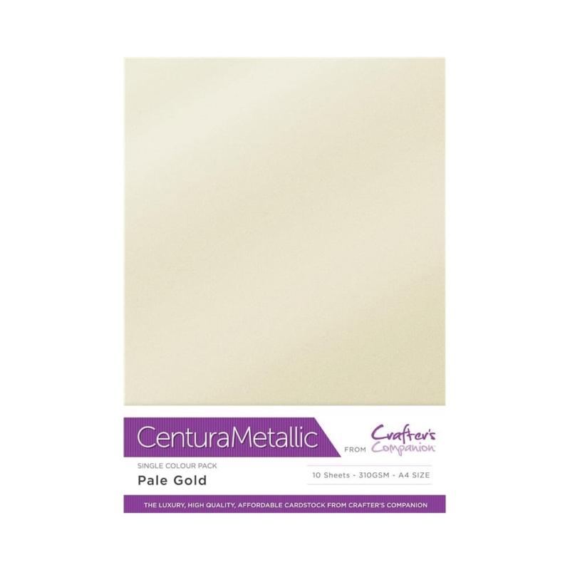 Centura Metallic Pale Gold