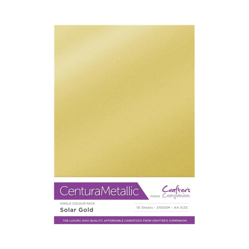 Centura Metallic Solar Gold