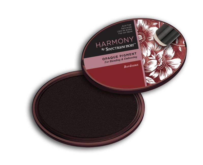 Inktkussen ? Harmony Opaque Pigment ? Bordeaux