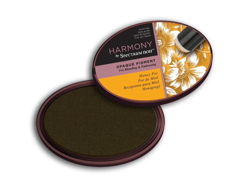 Inktkussen ? Harmony Opaque Pigment ? Honey Pot