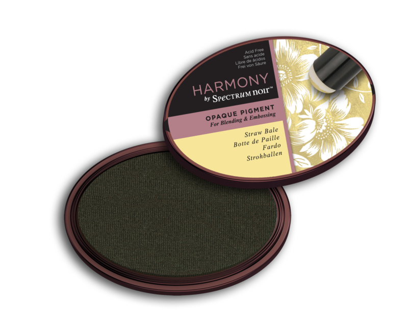 Inktkussen ? Harmony Opaque Pigment ? Straw Bale