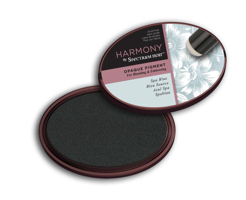 Inktkussen ? Harmony Opaque Pigment ? Spa Blue