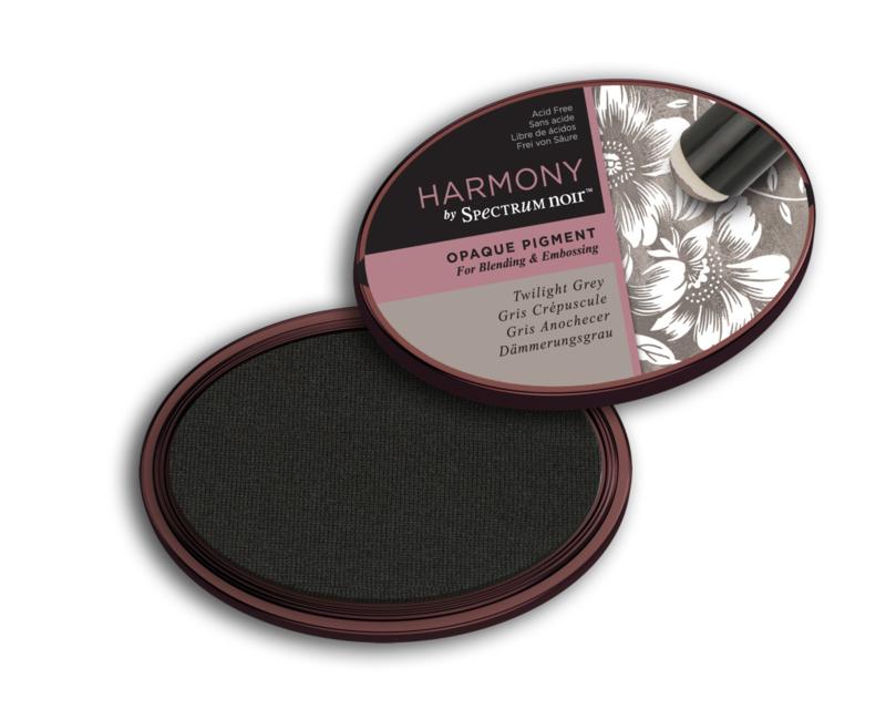 Inktkussen ? Harmony Opaque Pigment ? Twilight Grey